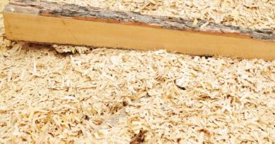 отходы производства древесины