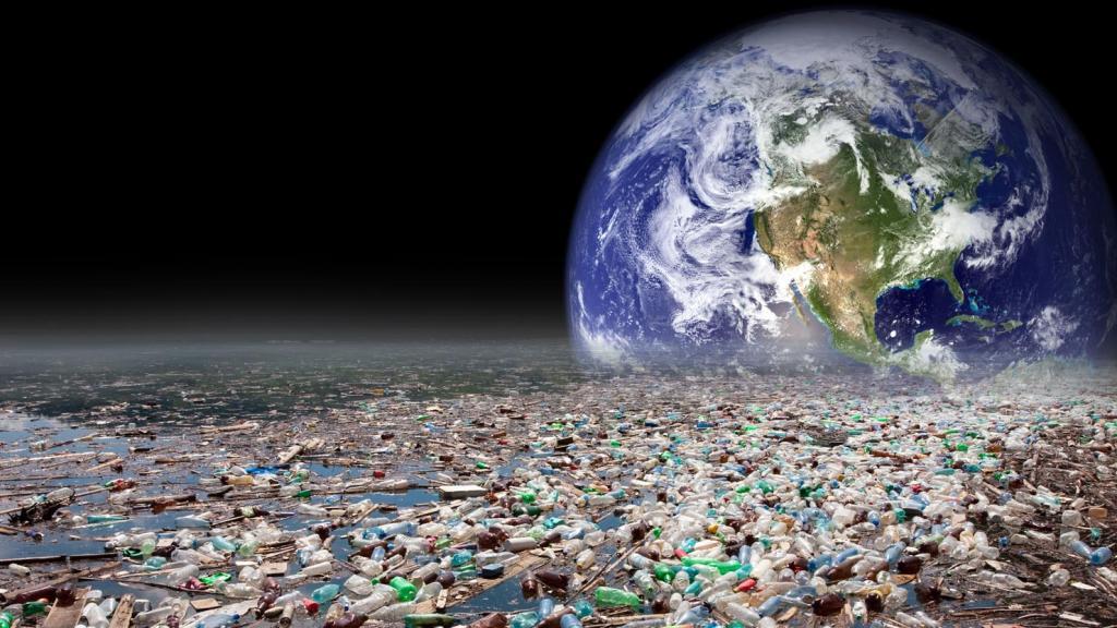 Свалки негативно сказываются на окружающей среде