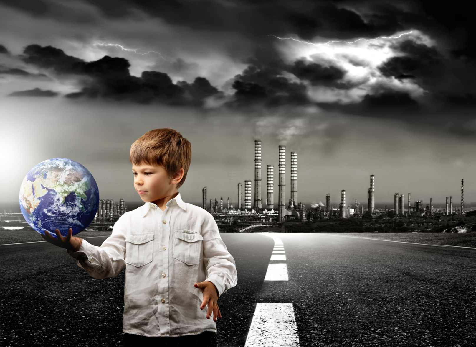 Актуальные проблемы экологии в современном мире