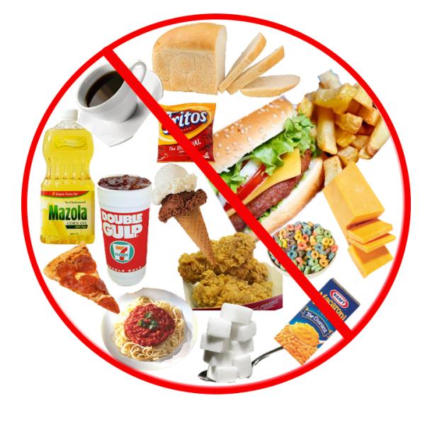 Пищевой мусор в питании