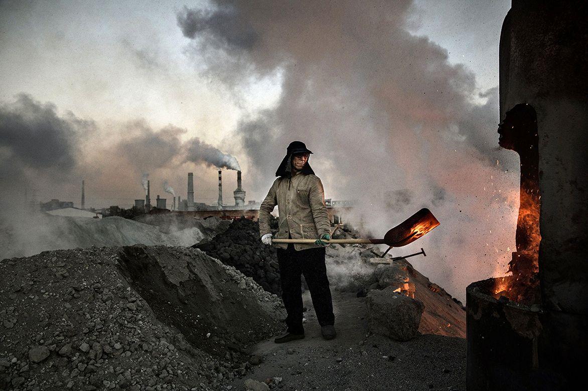добыча угля и экология
