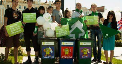 Проект раздельный сбор мусора