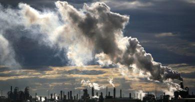 Один из источников загрязнения воздуха