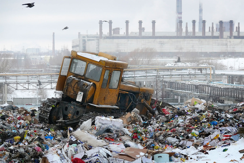 загрязнения в россии