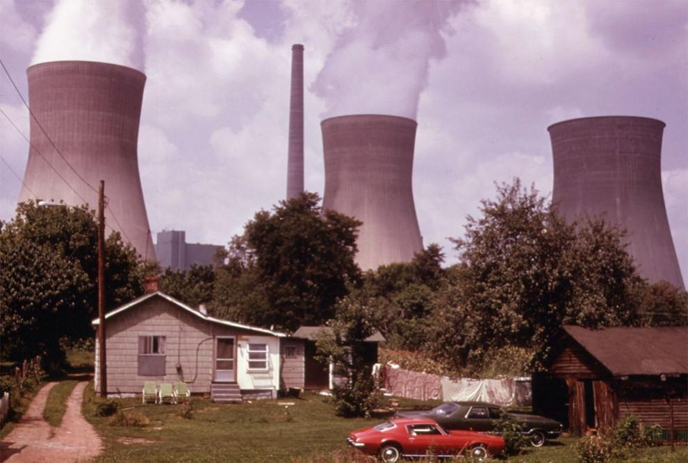 США тоже страдает от экологических проблем