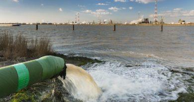 Загрязнение водных объектов