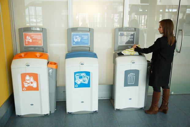 Раздельный сбор мусора на предприятиях