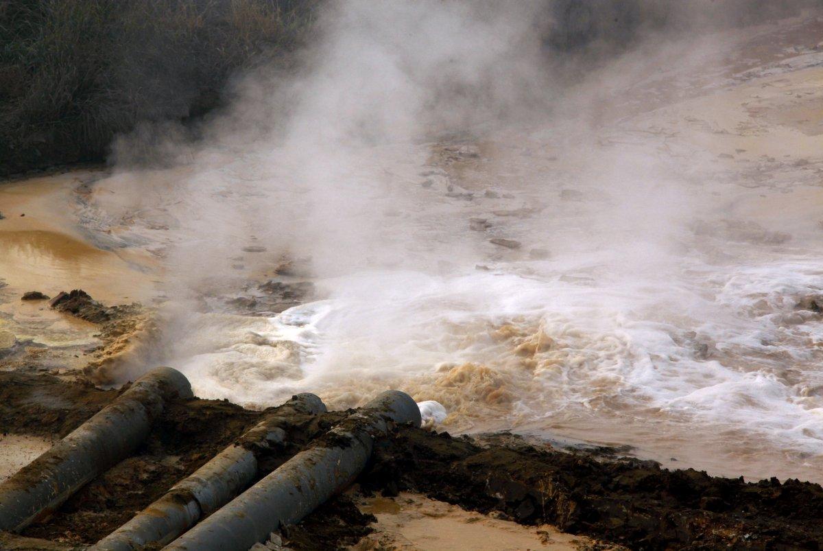 Сточные воды страдают от загрязнений