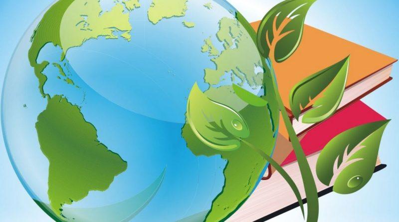 экологическое воспитание эмблема