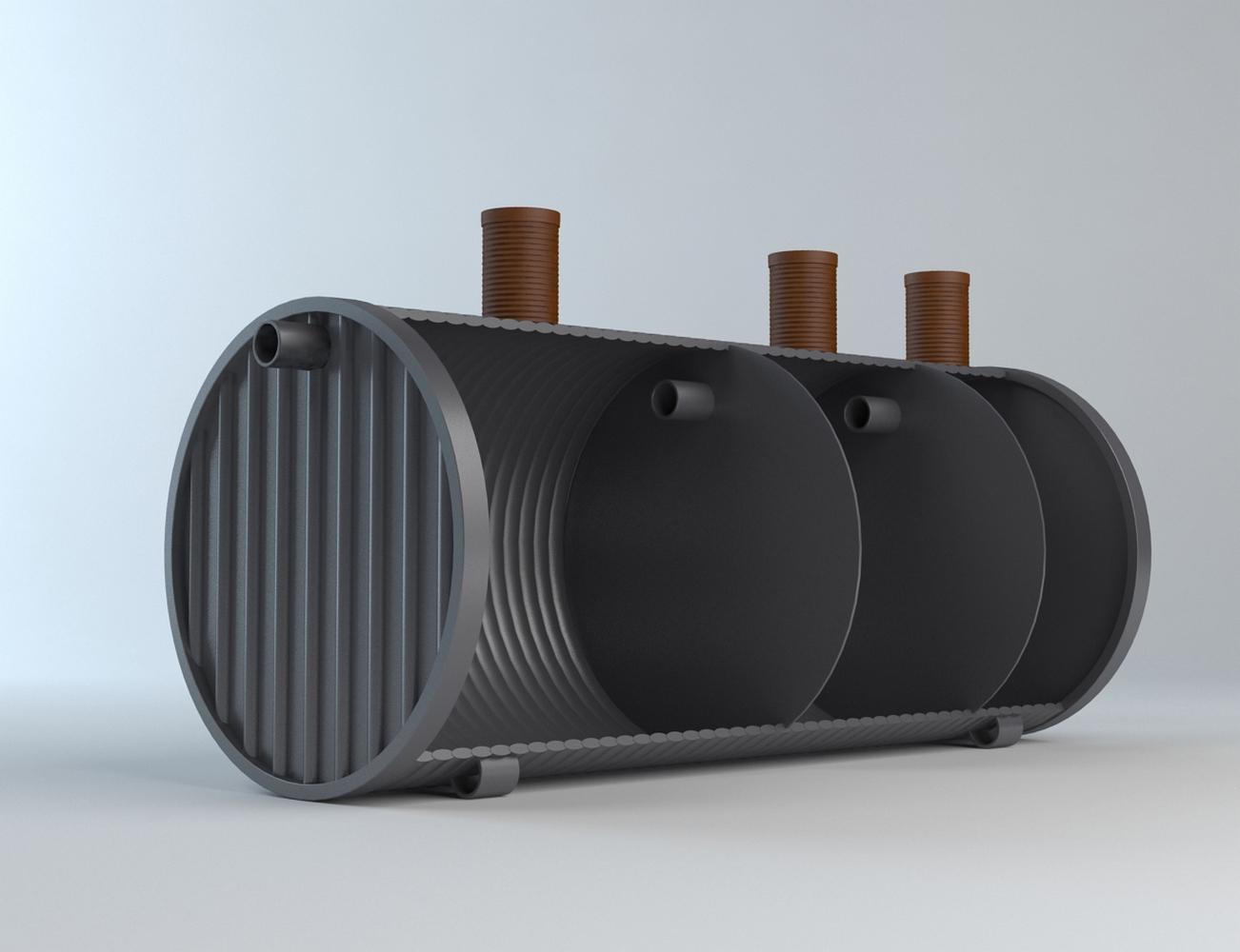 фильтр отстойник для воды