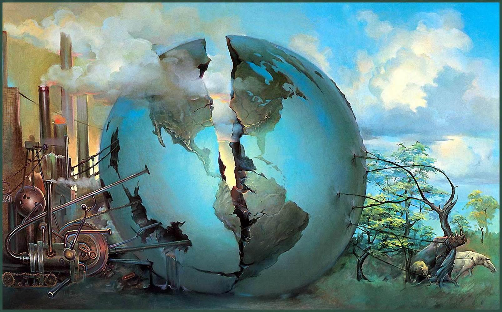 глобальные проблемы экологии