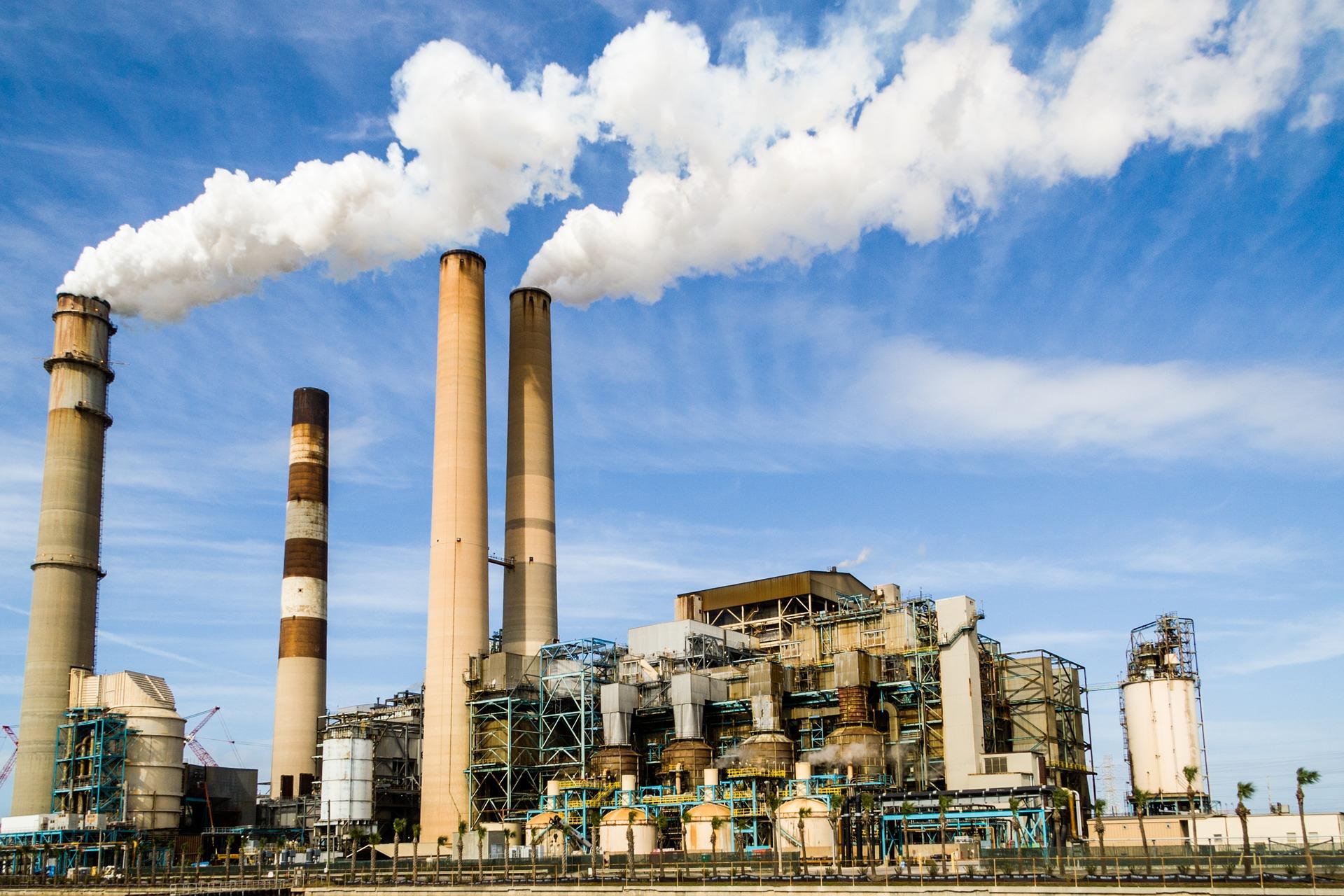 Промышленность негативно влияет на экологию