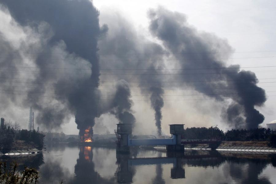 Экологическая обстановка в Японии