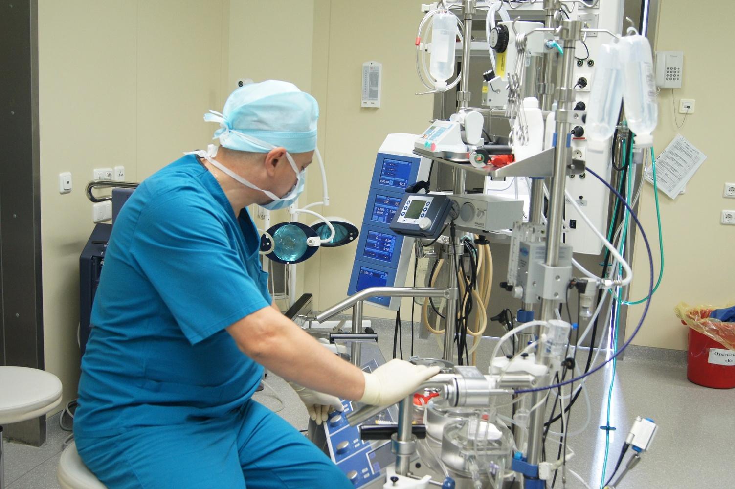хирургическая операционная