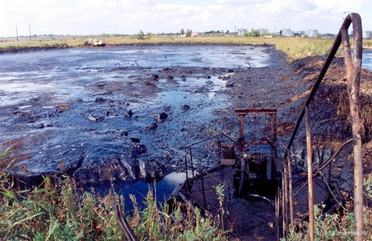 отходы нефти и нефтепродуктов