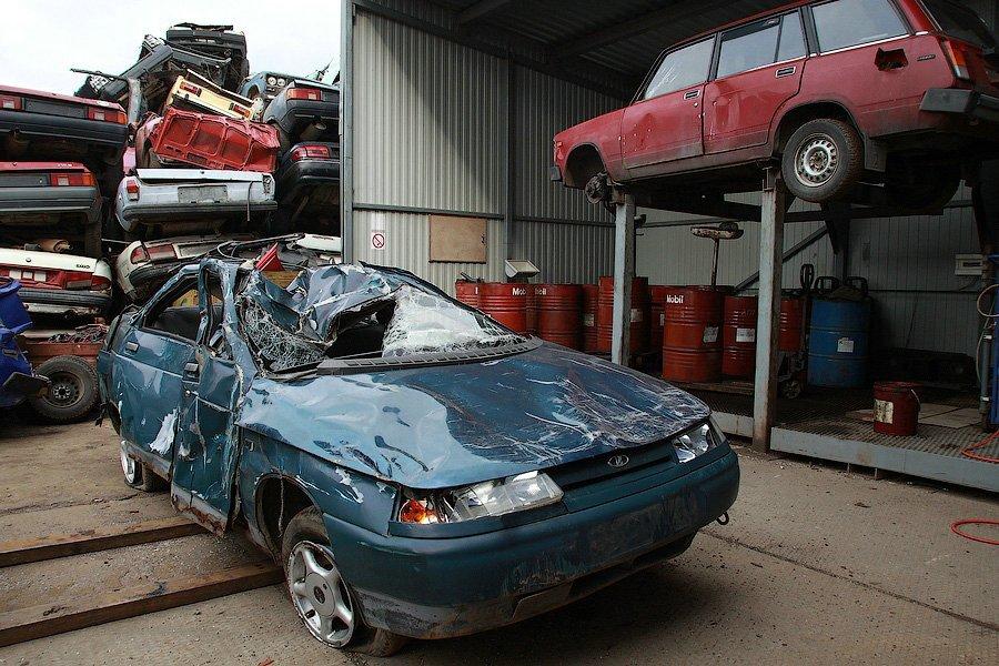 За сдачу машины в пункт приема владельцу доплатят