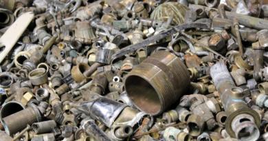 металлолом отходы ремонтных работ
