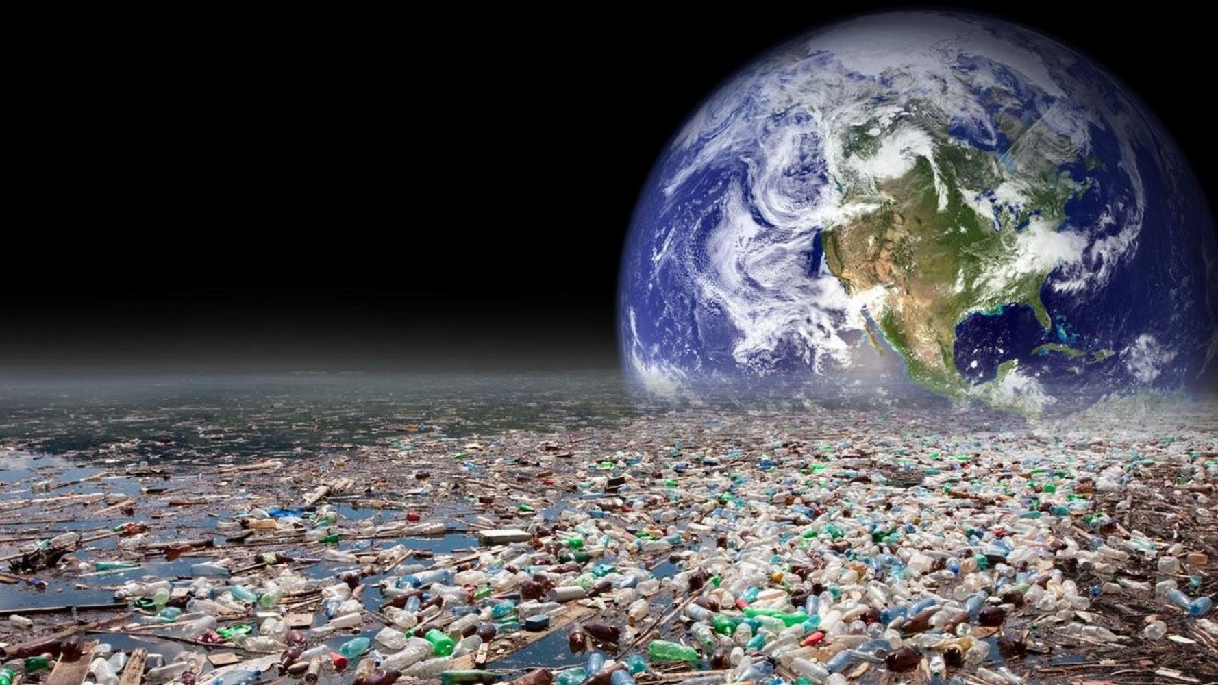 мусор в космосе