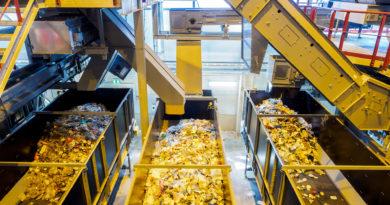 мусоросжигательные заводы в Европе