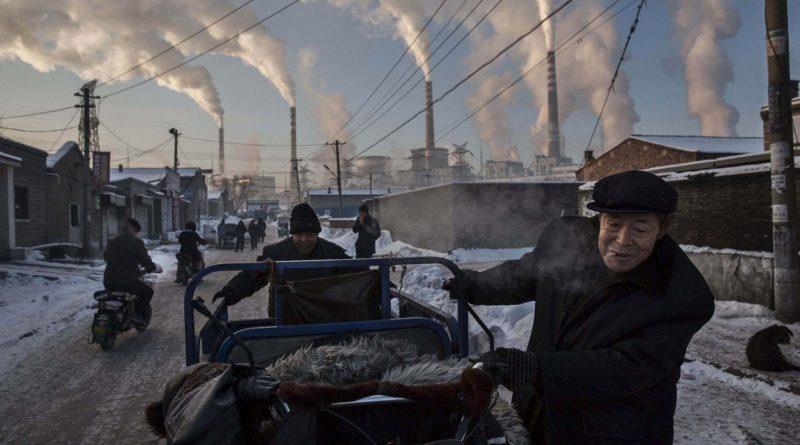 загрязнение от тэс