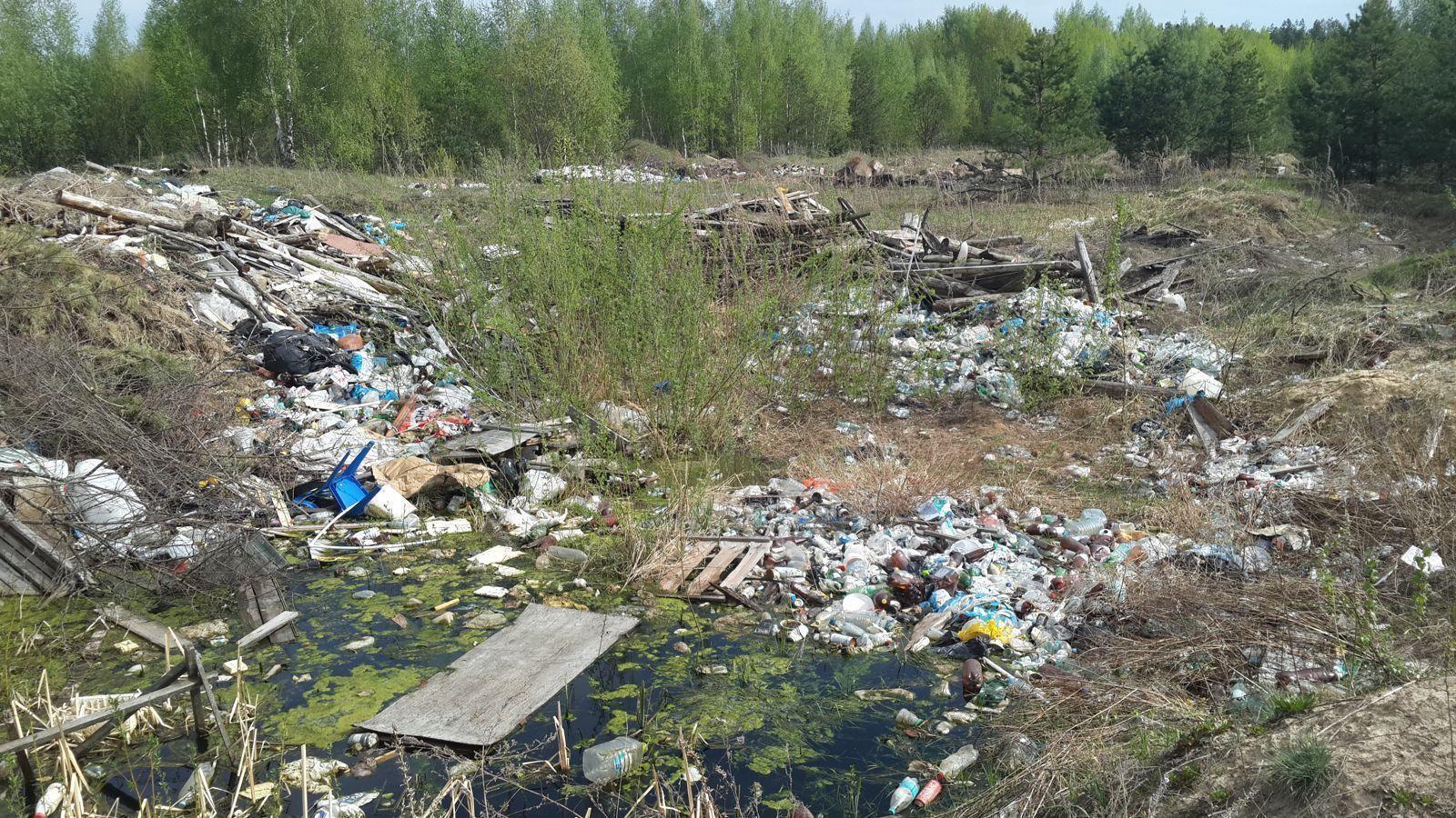 Мусор в Татарстане