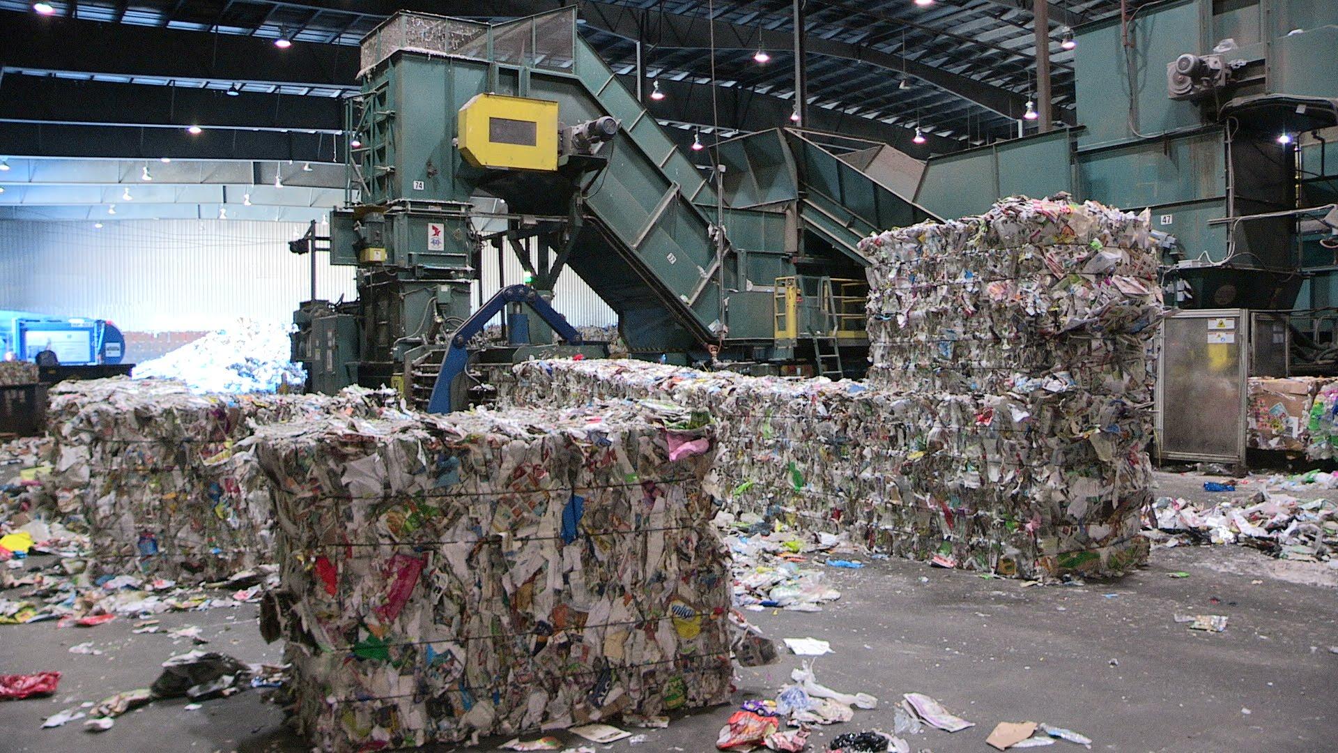 Переработка мусора сайт