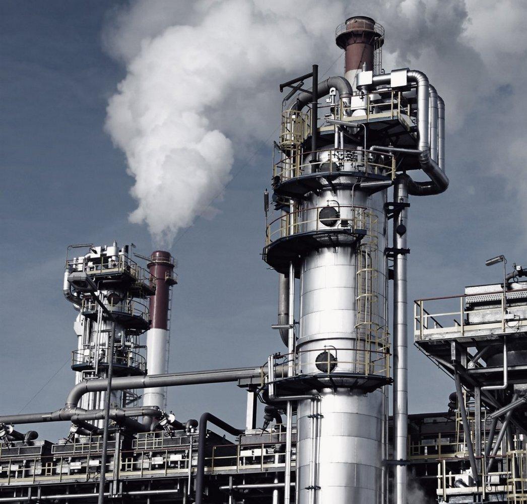 установка для промышленной газификации